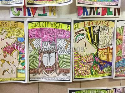 st. joe's art . march-april . 4.13.17