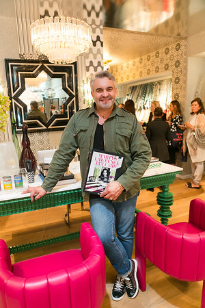 19 Book Signing - Martyn Lawrence