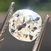 0.94ct Antique Cushion Cut Diamond GIA K Sl1 14