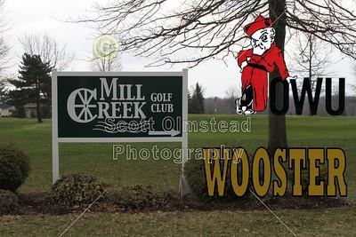 2011 Wooster at Ohio Wesleyan (04-02-11)