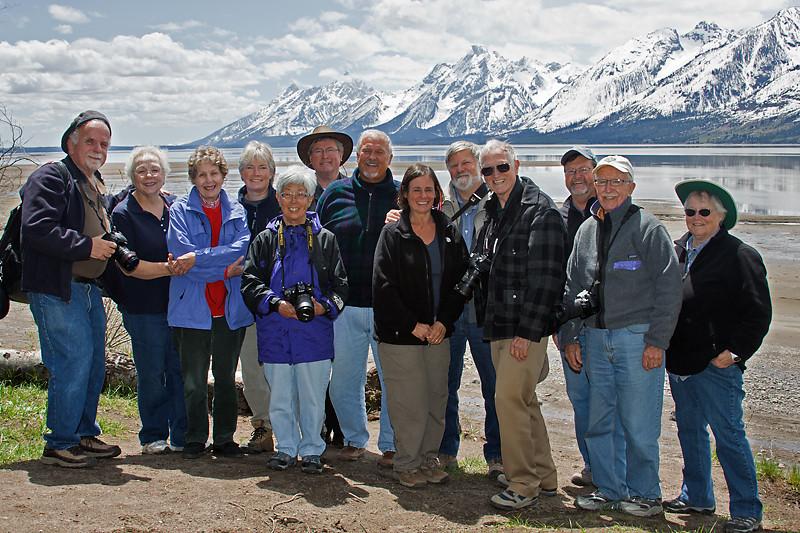 Tetons Yellowstone Spring 2011