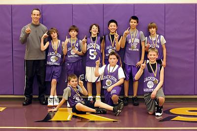 JYBA Varsity League Championship Game 2/8/08