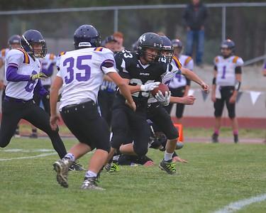 Outlaw JV Football Vs Elmira 10-22-15