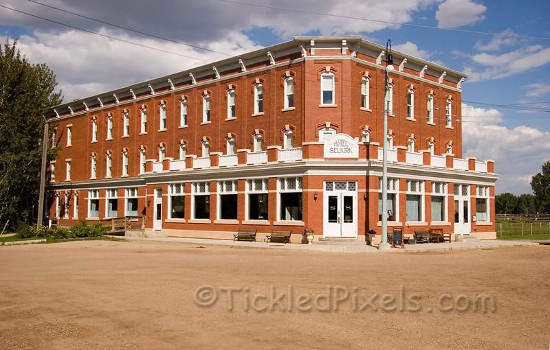 Selkirk Hotel