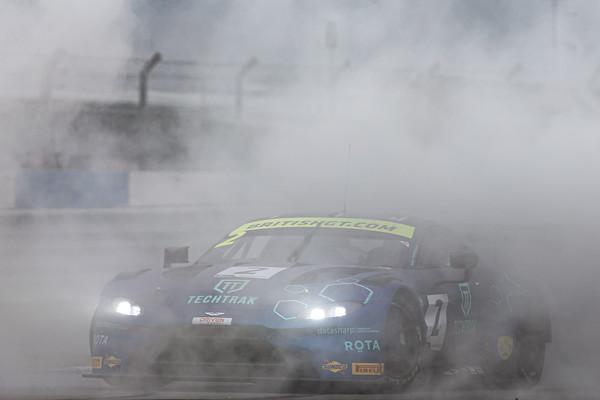 2019 British GT Championship - Donington Park R9