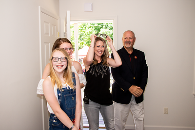 Wildrick family Home Dedication