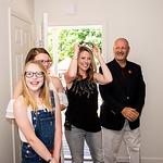 Wildrick family Home Dedication