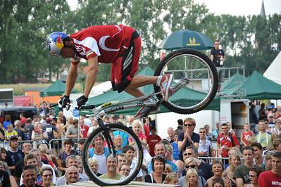 Sterke Peer Triatlon 2009 - Trial Bike Kenny Belaey