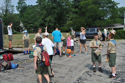 Summer Camp 2011 - Camp Spencer