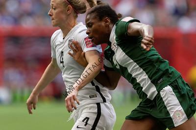 USA vs Nigeria - June 16th