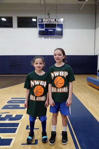 2-24-18 Girls All Star Basketball Game
