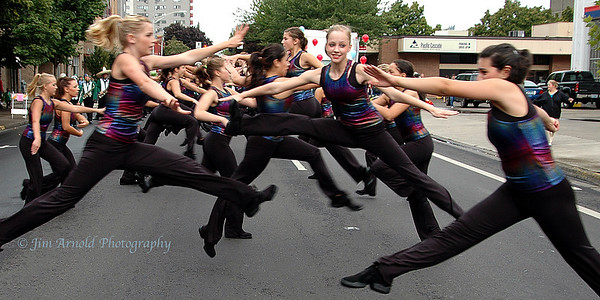 Eugene Celebration Parade