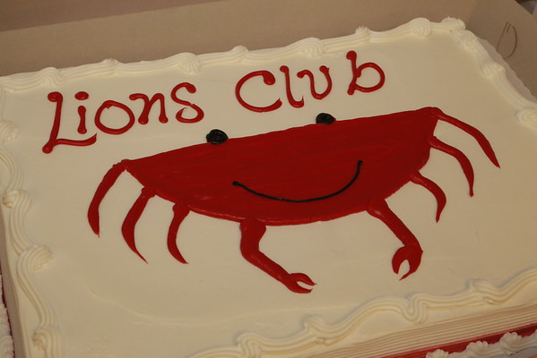 Lions Crab Feed 2016