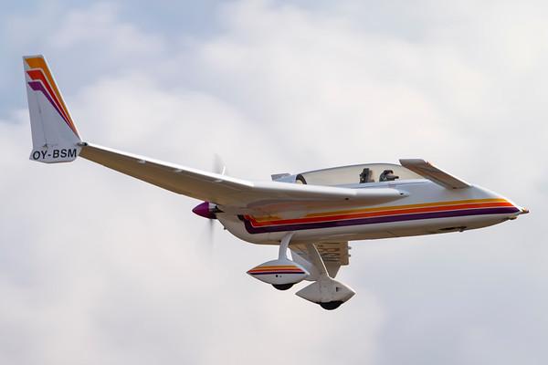 OY-BSM - Rutan Long-EZ