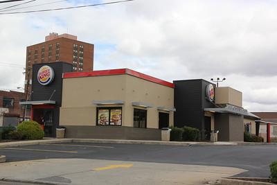 Burger King, Cedar Street, Tamaqua (9-29-2012)