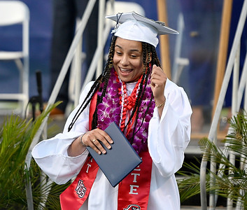 Graduating Vaca Christian seniors reflect on overcoming obstacles of past year