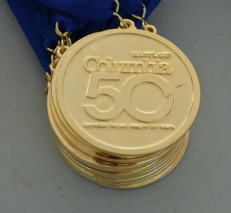 Columbia 5.0 Mile Run