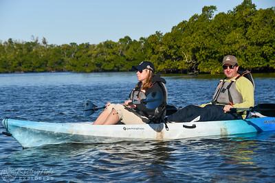 9AM Mangrove Tunnel Kayak Tour - Drewyer, Heller & Annis