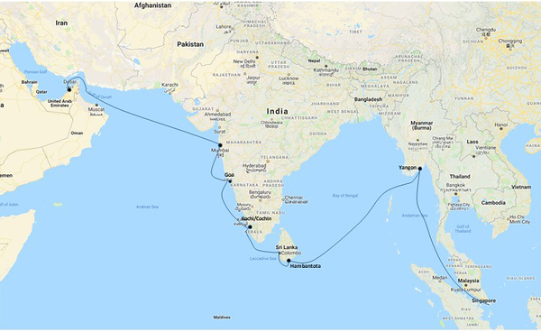 South Asia 2018