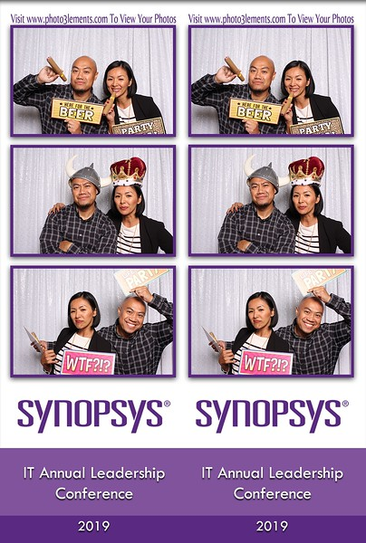Synopsys IT Annual Leadership Conference 2019