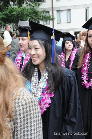 Univ. of Calif. Santa Cruz Porter College Commencement (14 June 2008)