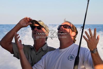 2011 El Pescado Billfish Tournament - Day 1 Water