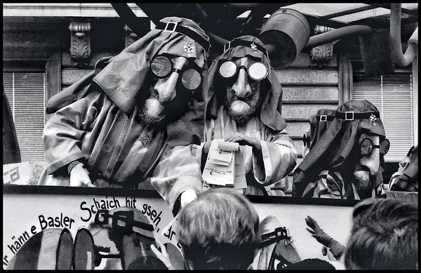 Basel Fasnacht (Carnival)