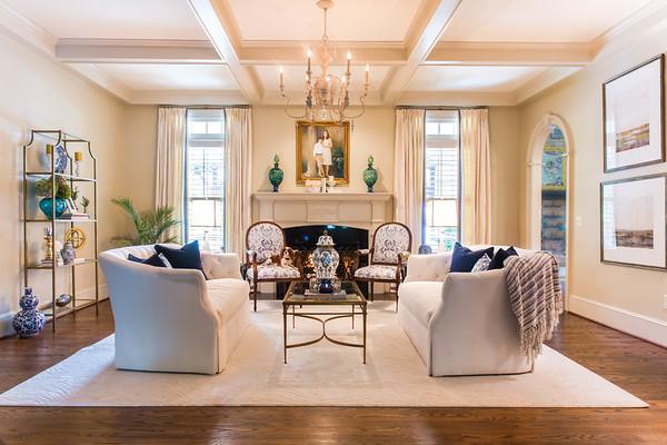 C Taylor Interiors, Inc (Jackson Residence)