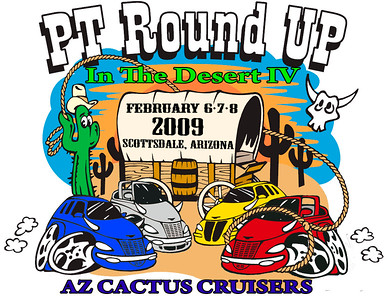 PT Round Up in the Desert IV