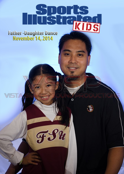 2014 Father-Daughter Dance