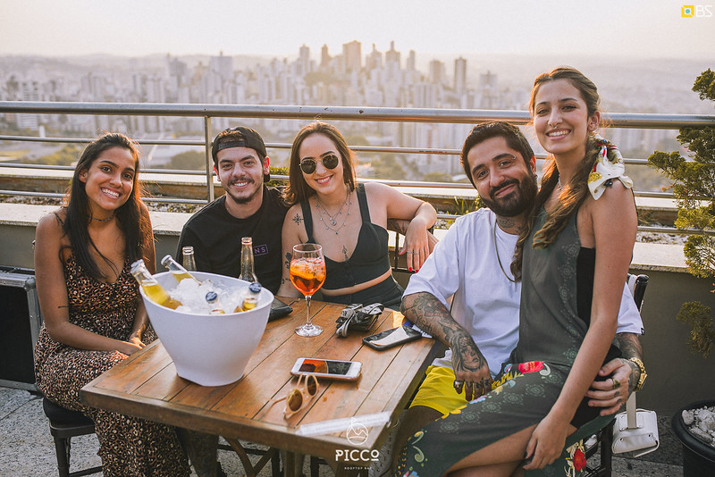 Picco Rooftop Bar - 19.09.2020
