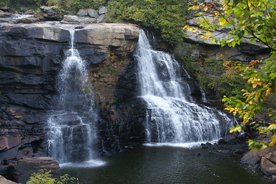 Blackwater Falls Revisited