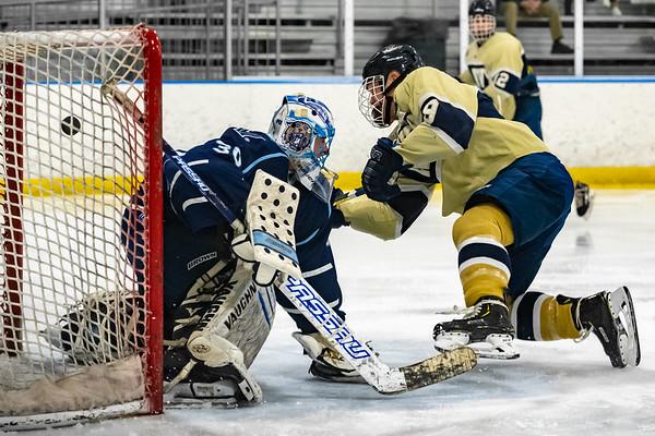 ECHA Playoffs NAVY Men's Ice Hockey vs Villanova  (02/22/2019)