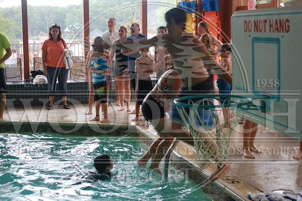 August 22 - Pool Games