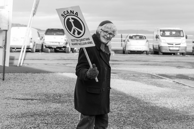Scottish Christians against Nuclear Arms