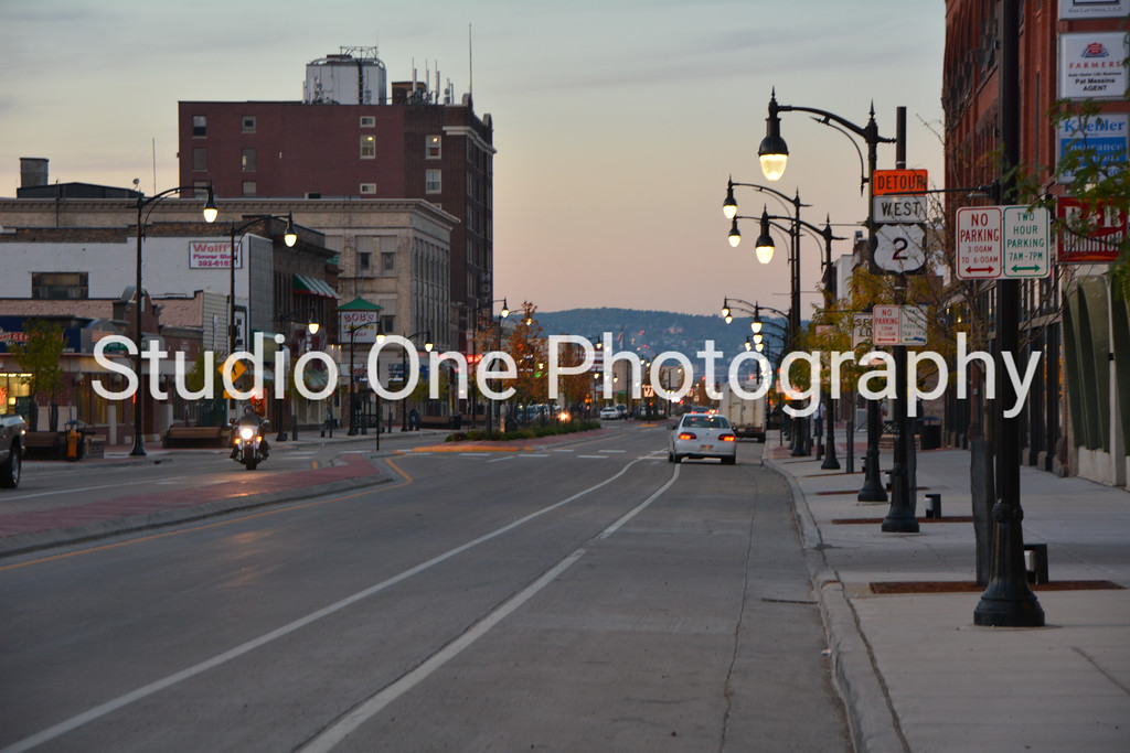 Superior downtown