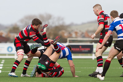Cheltenham Rugby V Gordano Rugby - 9th March 2019