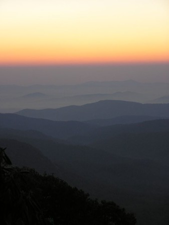 Blue Ridge Parkway Sunrises & Sunsets
