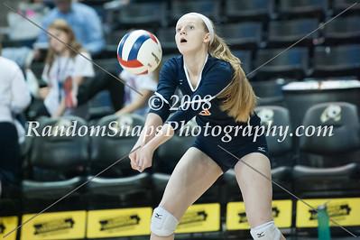 Briar Woods vs. Princess Anne -- VHSL 5A State Volleyball Championship -- 11/22/2014