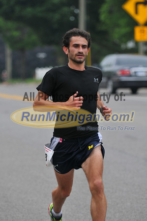 Marathon Finishers - 2013 Charlevoix Marathon