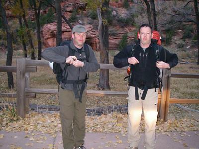 Behunin Canyon, Zion 2006