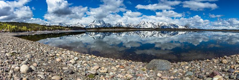 Reflections on Jackson Lake