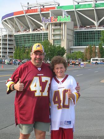 Redskins vs. Steelers 8/18/07