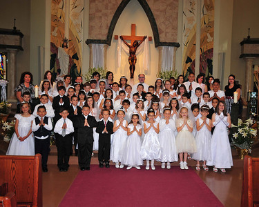 OLA 1st Communion 2011