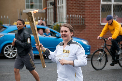 Olympic Torch - 2012