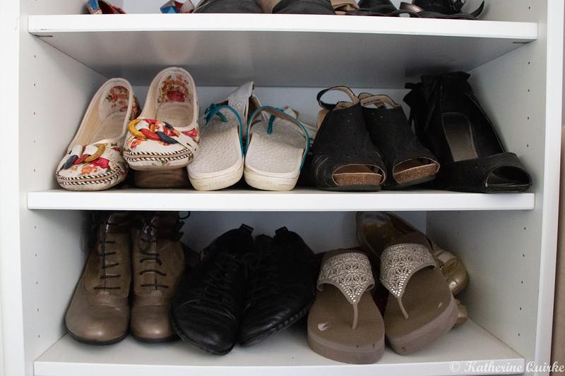 The Shoe Shelves