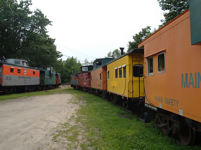 2006 Caboose Trains