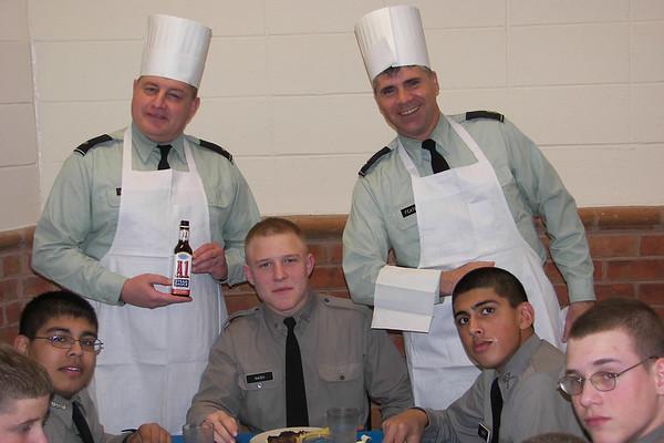 Officer Appreciation Dinner