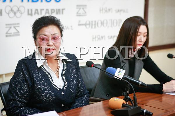 Монголын бизнес эрхлэгч эмэгтэйчүүдийн холбооноос мэдээлэл хийлээ