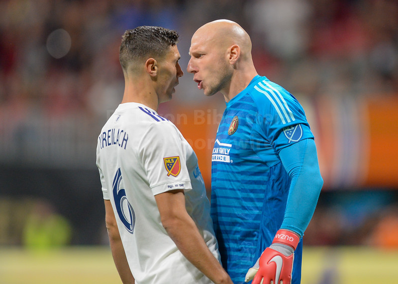 9/22/18 Atlanta United vs Real Salt Lake
